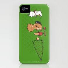 Beavers ruin Christmas iPhone (4, 4s) Slim Case