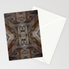 Crystal Glass 2 Stationery Cards