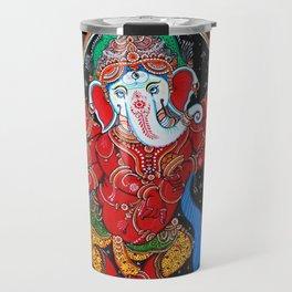 Hindu Ganesha 4 Travel Mug