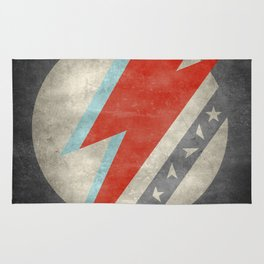 Bowie tribute - Stardust Rug