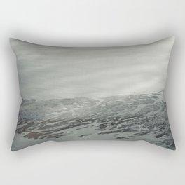 """""""Terra Firma"""" 8/13 (2013) Rectangular Pillow"""