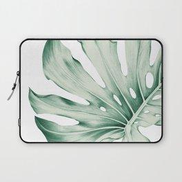 Monstera Leaf 1 Laptop Sleeve