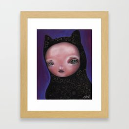 Betrys Framed Art Print