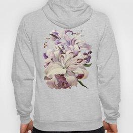 """Purple Lilies"" Hoody"