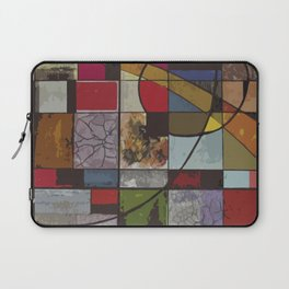 Circle of Colors Laptop Sleeve