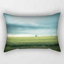 Alberta Prairies Rectangular Pillow