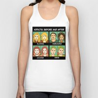 meme Tank Tops featuring Bird meme by Bird gifts for bird folks