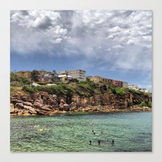 Gordon's Bay Canvas Print