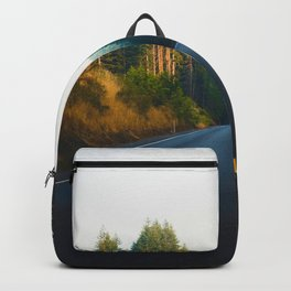 The Road Again (Color) Backpack