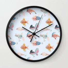 PokeLure Wall Clock