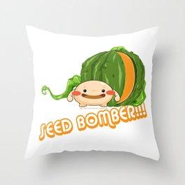 AGRO X DOLCE KABO-KUN Throw Pillow