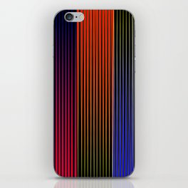 Carlos Cruz-Diez Fanfic iPhone Skin