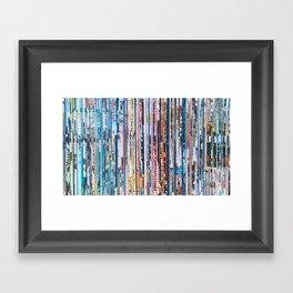 STRIPES 26 Framed Art Print