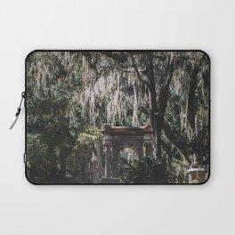 Bonaventure Cemetery, Savannah, Georgia Laptop Sleeve