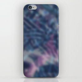 Abstract 208 iPhone Skin