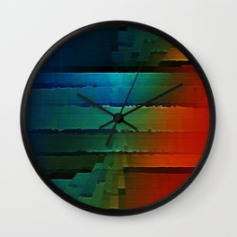 The Front Wall Clock