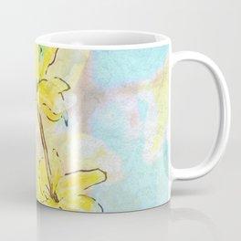 Forsythia Coffee Mug