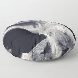 The Observent Meerkat Floor Pillow