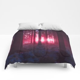 Mothership Has Landed Comforters