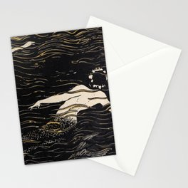 River Nymphs Stationery Cards
