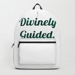 Divinely Guided / La Familia Estëvez Backpack