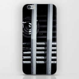 Vehicle Radiator Abstract II iPhone Skin
