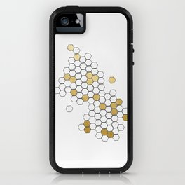 Honey Comb iPhone Case