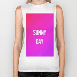 Sunny Day Biker Tank
