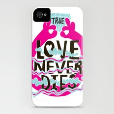 True Love Slim Case iPhone (4, 4s)