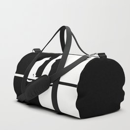 Black and White 81 Duffle Bag
