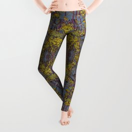 MAGIC DILL WEED Leggings