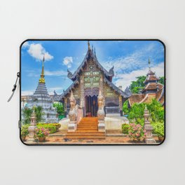 Chiang Mai Temple Laptop Sleeve