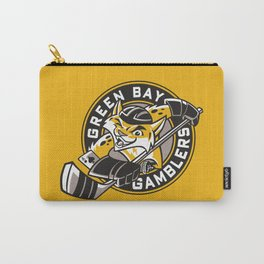 green bay gamblers Carry-All Pouch