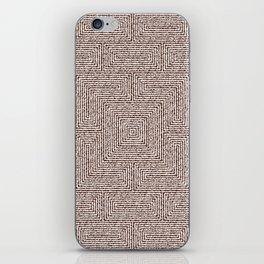 Bardarbunga Sepia iPhone Skin