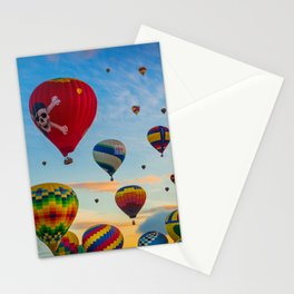 Mass Ascension Stationery Cards