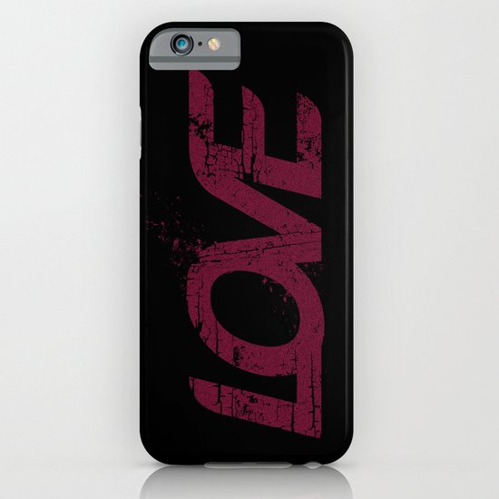 Distressed iPhone & iPod Case