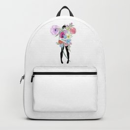 Bouquet Girl Backpack