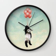 Pandalloons *** Wall Clock