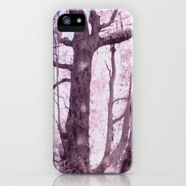 If A Tree Falls... iPhone Case