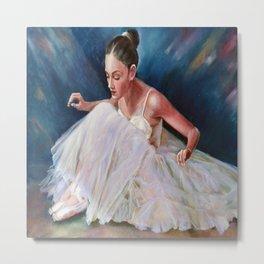 Ballerina  #  2 Metal Print