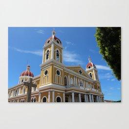 Catedral de Granada Canvas Print