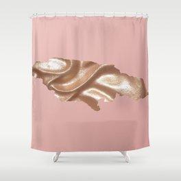 Jamaica Highlight Shower Curtain