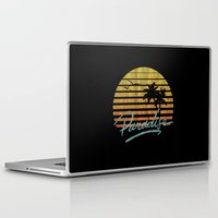 paradise Laptop & iPad Skins featuring Paradise by Anthony Troester
