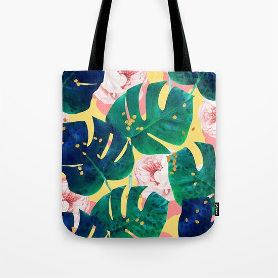 Be Here Now #society6 #decor #buyart Tote Bag