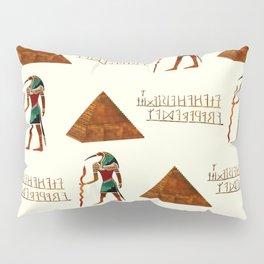 Ancient Secrets THOTH 3D Scifi Egyptian Pillow Sham