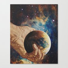 In Good Hands Canvas Print