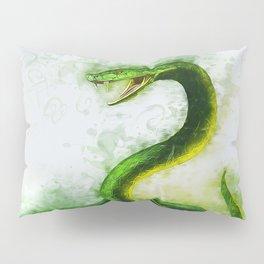 Snake Cobra Pillow Sham