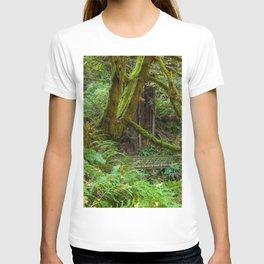 Autumn Greens T-shirt