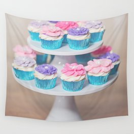 Cupcakes 01 Wall Tapestry