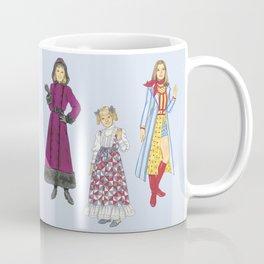1970's Sisters Coffee Mug